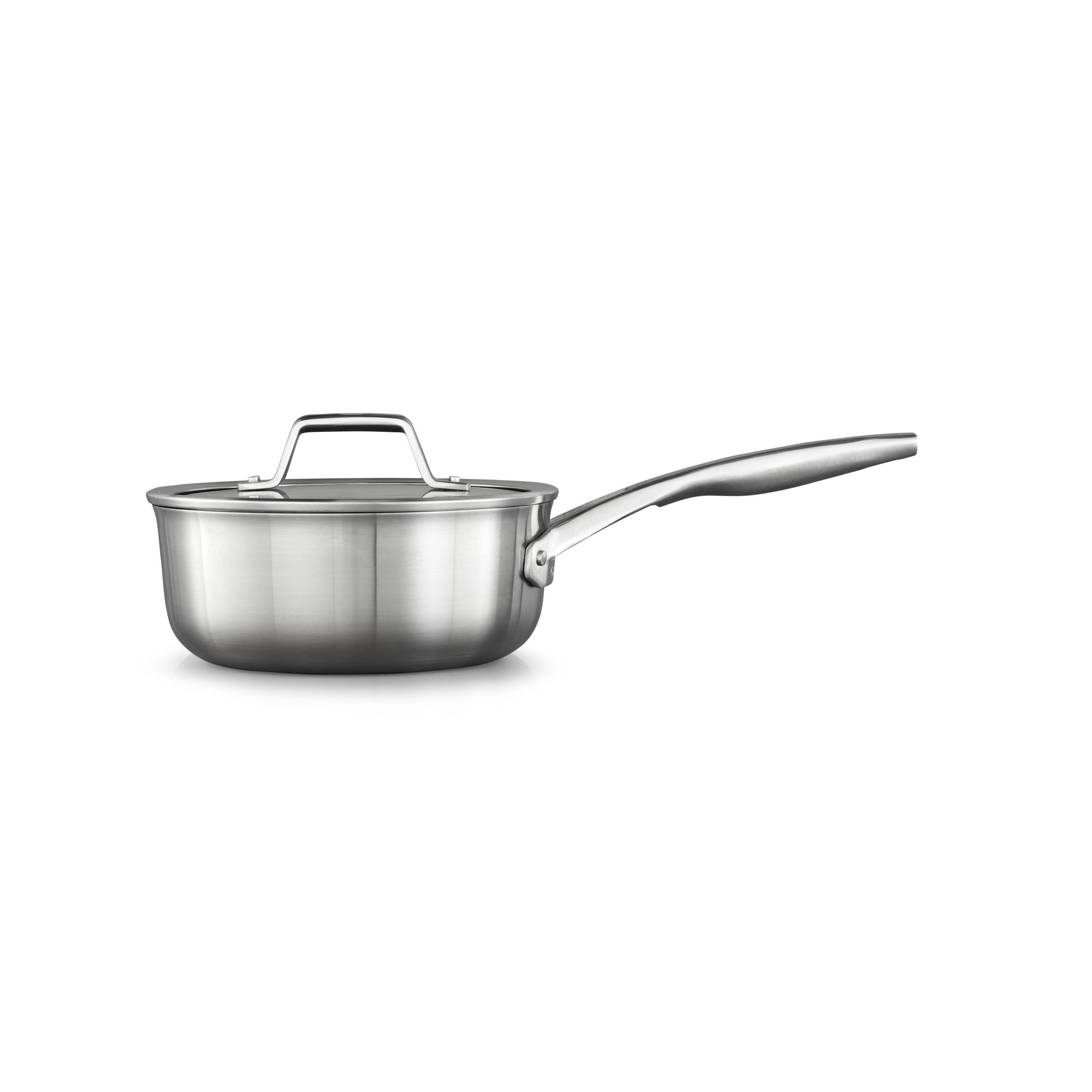 Calphalon Premier Stainless Steel 2.5-Quart Saucepan with Cover