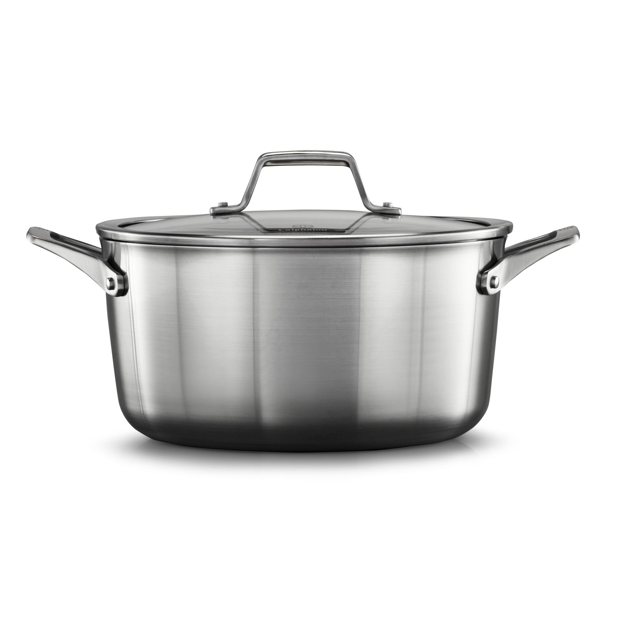 Calphalon Premier Stainless Steel 6-Quart Stock Pot with Cover