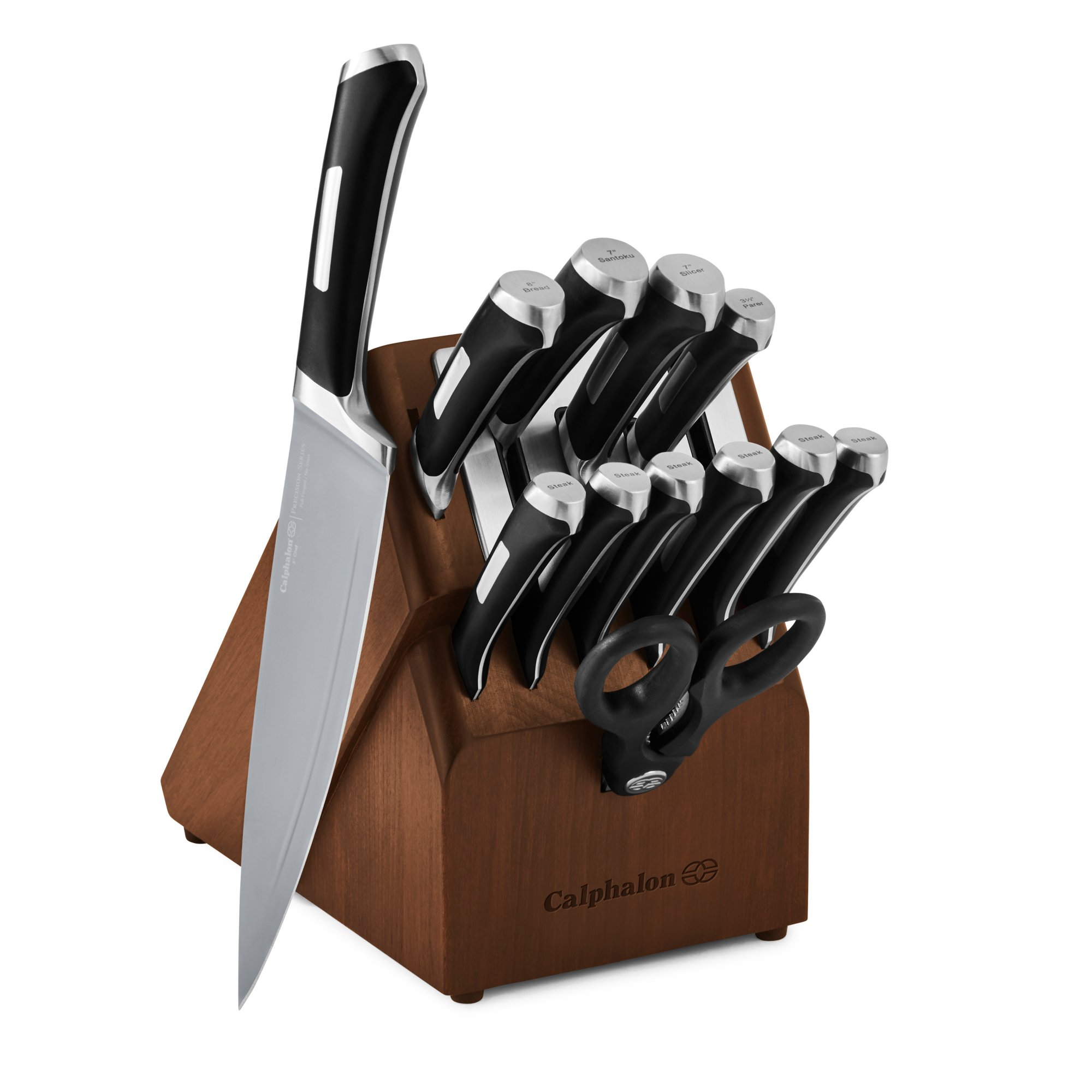 Calphalon Precision SharpIN™ Nonstick 13-Piece Cutlery Set