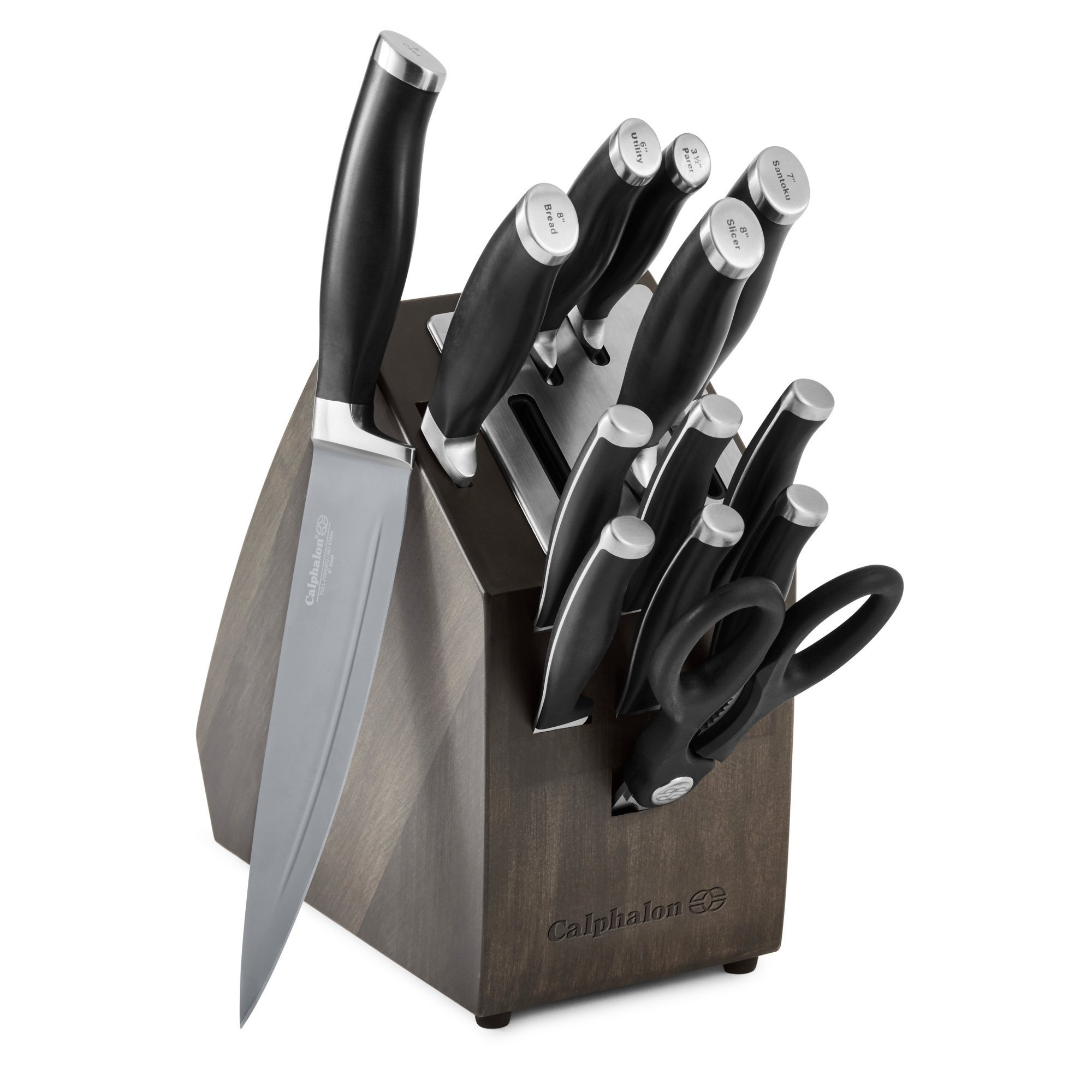 Calphalon Contemporary™ SharpIN™ Nonstick 14-Piece Cutlery Set