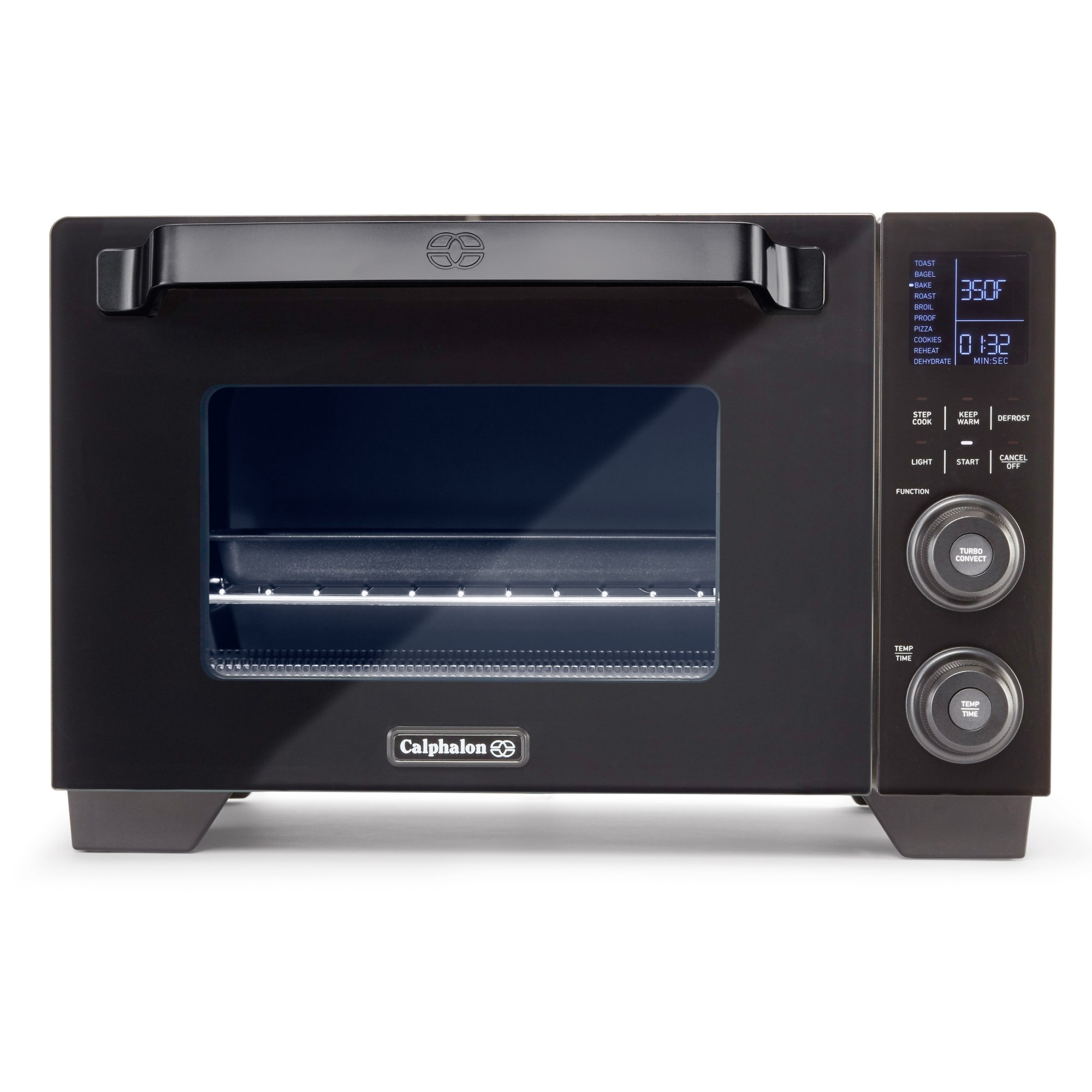 Calphalon Performance Cool Touch Countertop Toaster Oven, Convection Toaster Oven, Large Toaster Oven