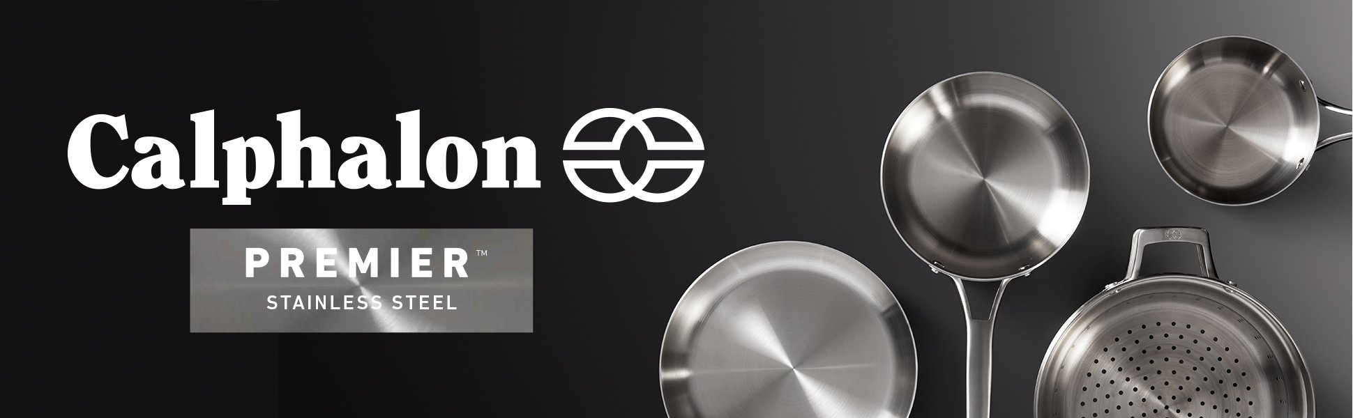 stainless cookware hero banner