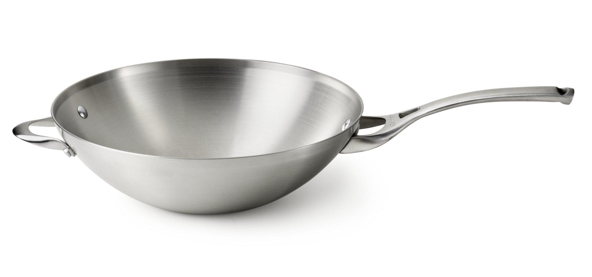 Woks Stiry Fry Pans