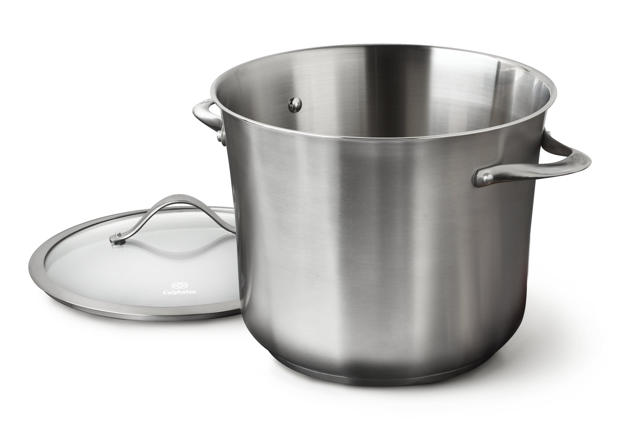 Calphalon Contemporary Stainless 12-qt. Stock Pot with Cover