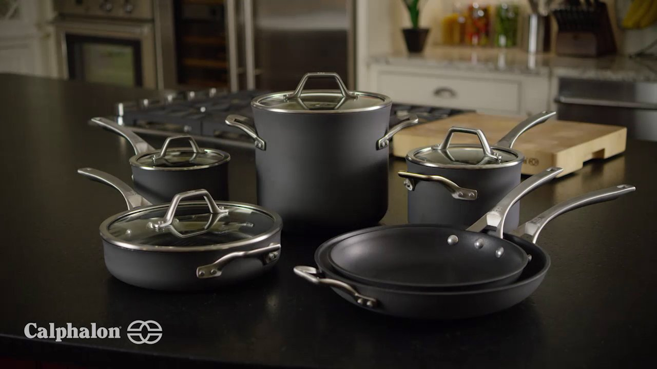 Calphalon Signature Nonstick Cookware