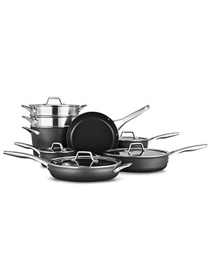 Calphalon Premier Hard-Anodized Nonstick Cookware
