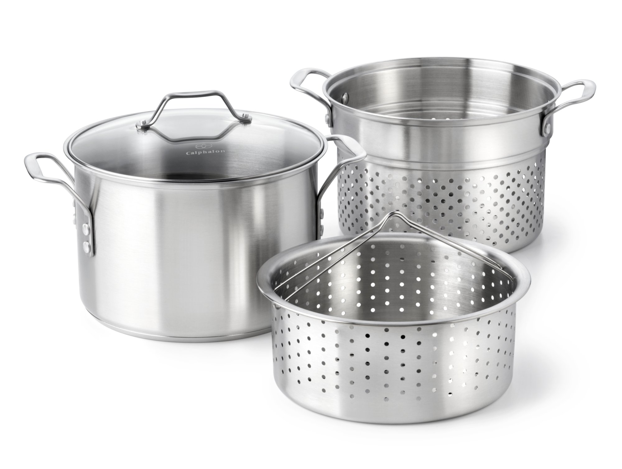 Calphalon Classic Stainless Steel 8-qt. Multi-Pot