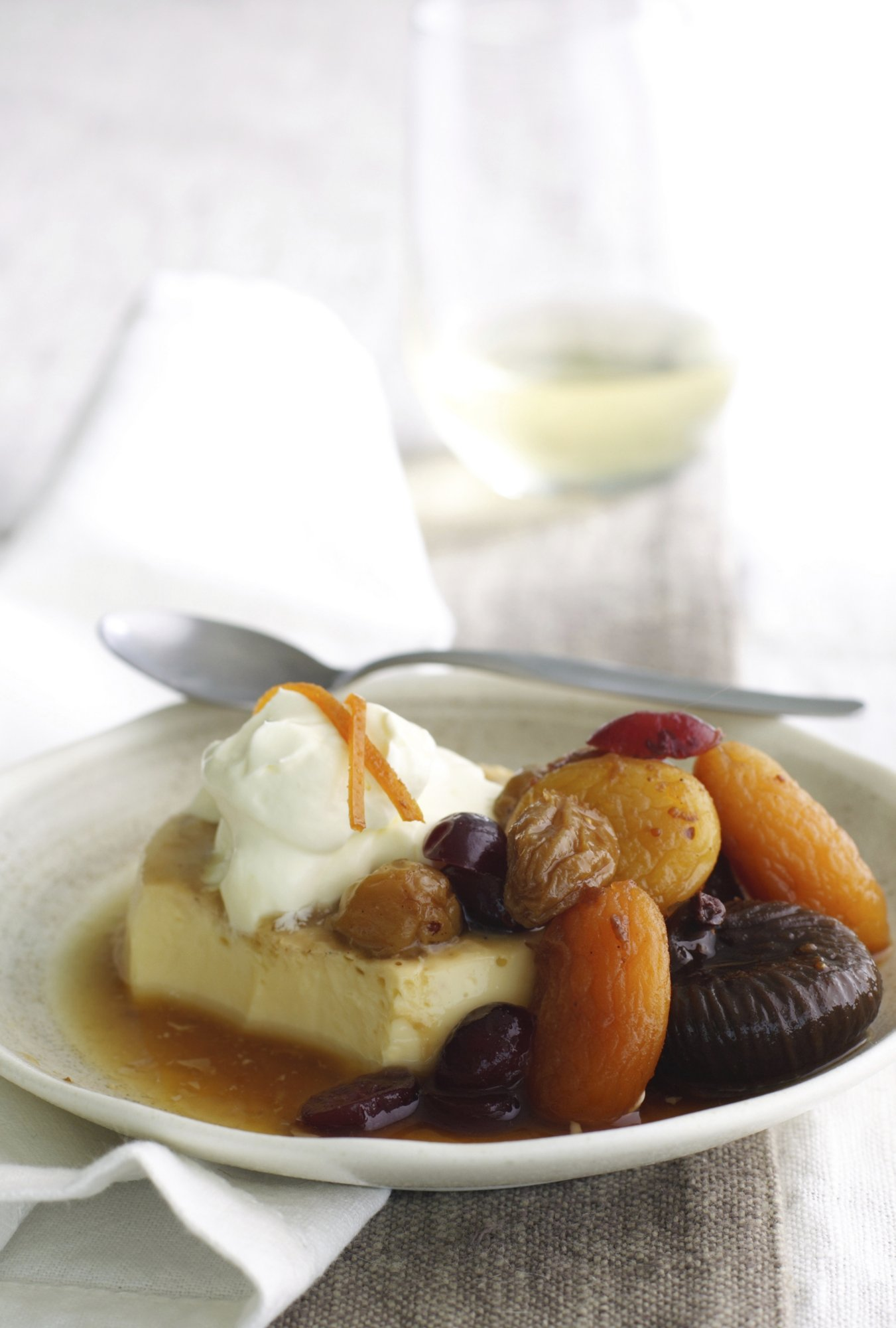 stewed_fruits_on_flan